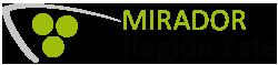 MIRADOR Regíon Este Logo