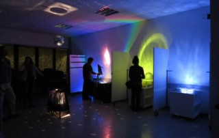 LIGTHSCAPES: INSTALACIONES EXPERIMENTALES PARA FUTUROS DISEÑADORES DE PAISAJE