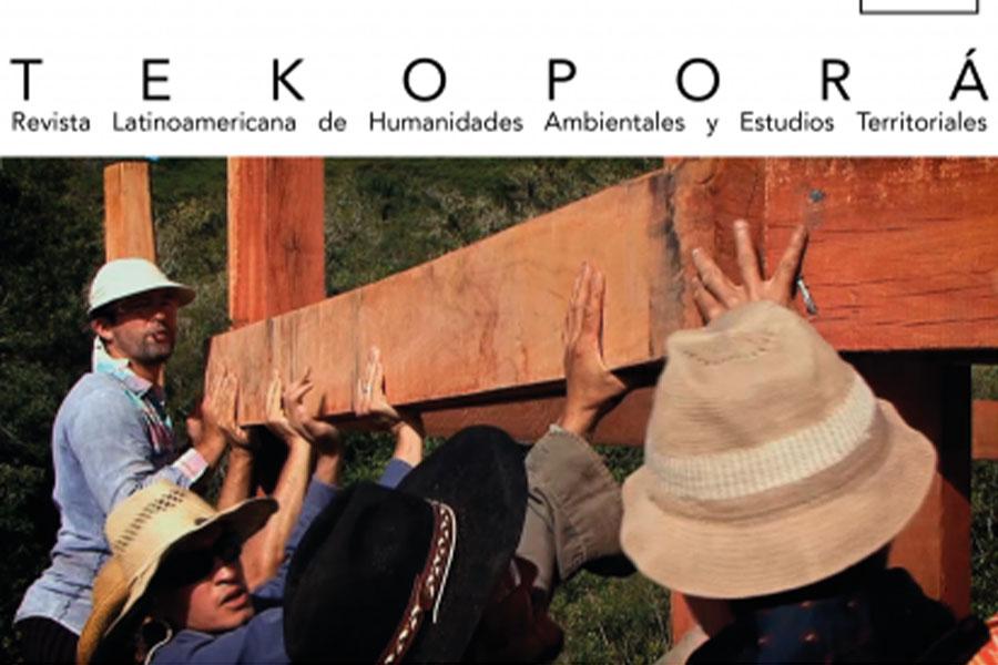 Presentación del segundo número de Revista Académica Tekoporá