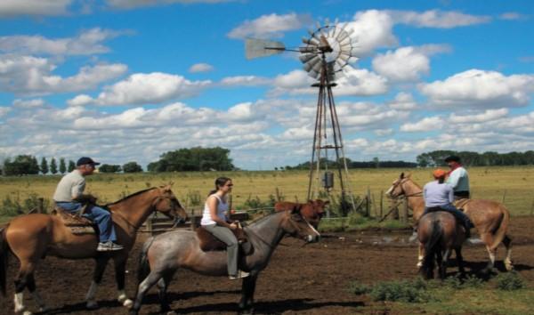 Turismo rural en los departamentos de Lavalleja, Maldonado, Rocha y Treinta y Tres